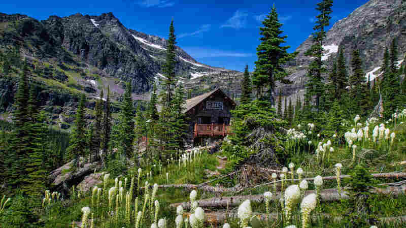 Glacier Park's Scorched Sperry Chalet Was A Haven For The Hungry Hiker
