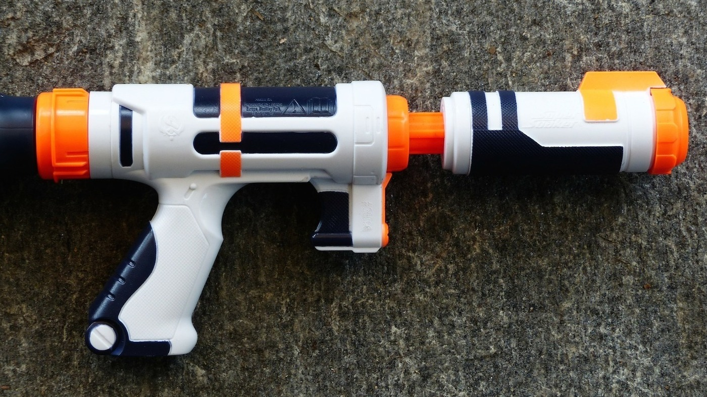 Who Started the Super Soaker Arms Race?