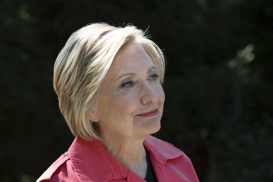 Transcript: Hillary Clintonu0027s Full Interview With NPRu0027s Rachel Martin