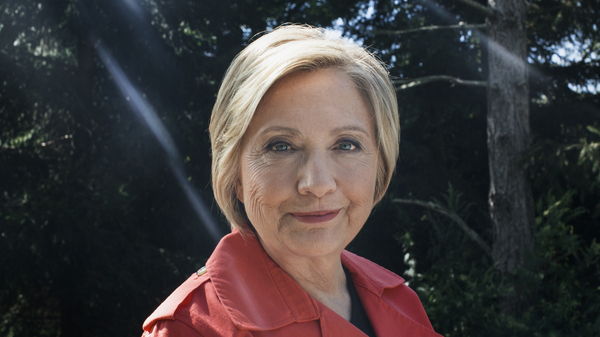 Hillary Clinton Is 'Done,' But Not Going Away