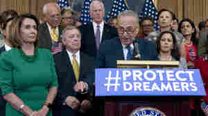 Democrats Look To Trump On DREAM Act After He Puts Expiration Date On DACA Program