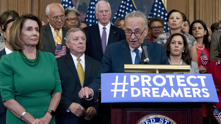 Image result for trump dream act