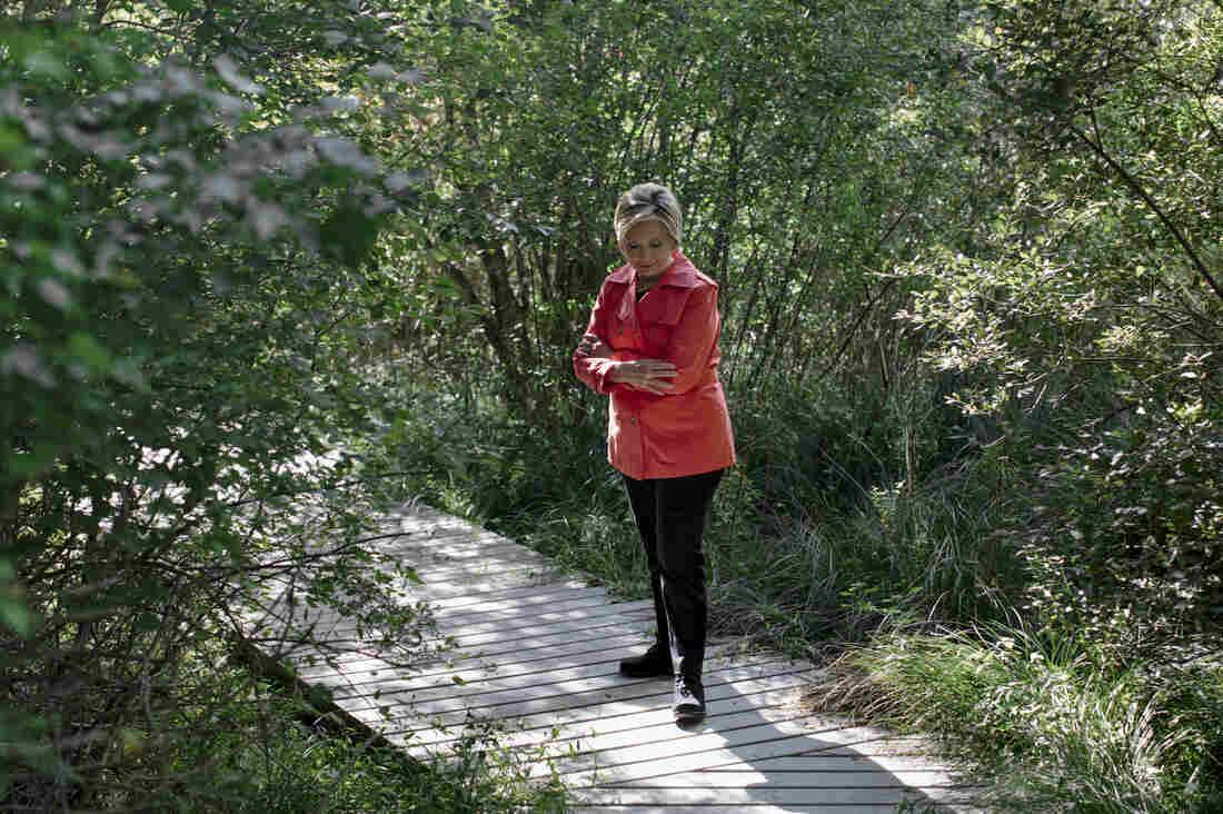 Hillary Clinton Is'Done,' But Not Going Away : NPR agrunwald hrc 04 custom af2841d7507f38ac741937495591fd74ec43468d s1100 c15