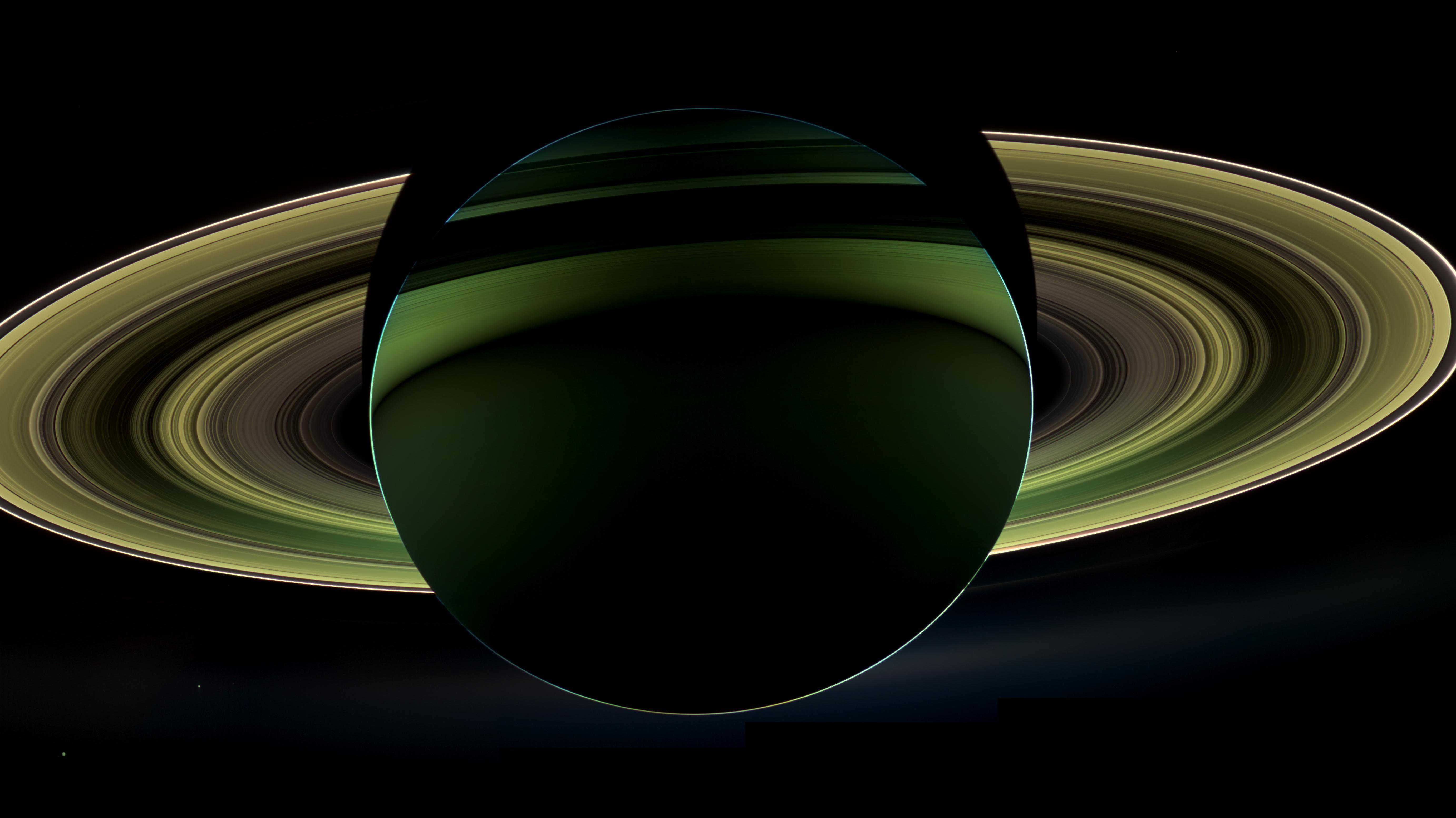 Cassini Spacecraft Prepares For A Fiery Farewell In Saturn's Atmosphere