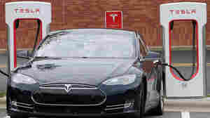 Tesla Remotely Expanded Car Batteries Near Irma's Path, And Questions Linger