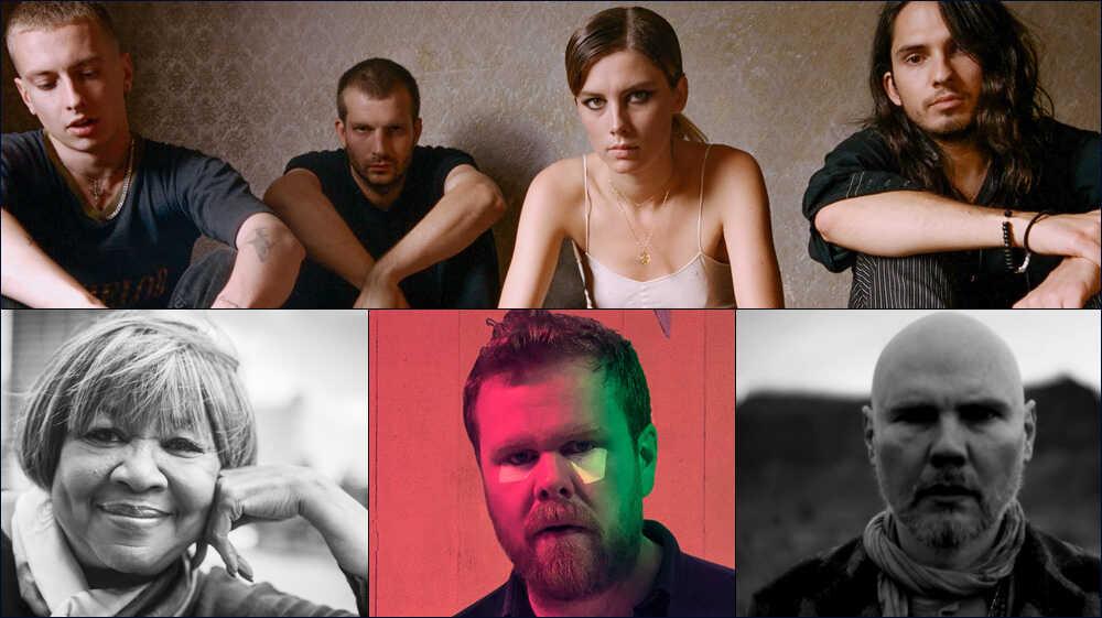 New Mix: Billy Corgan, Mavis Staples And Jeff Tweedy, Wolf Alice, More