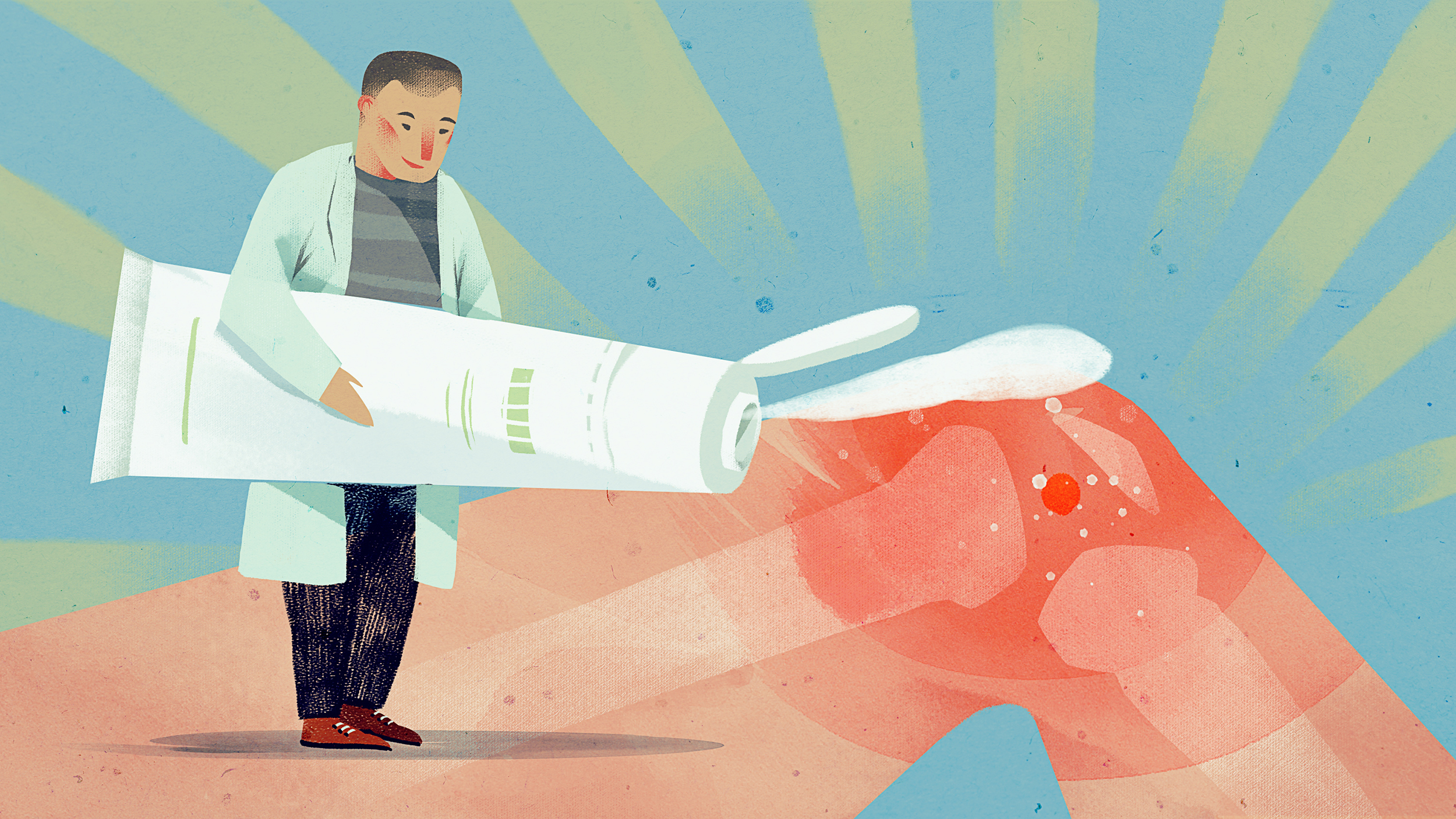 Breakthrough Pain Treatment Or Snake Oil? You Decide.