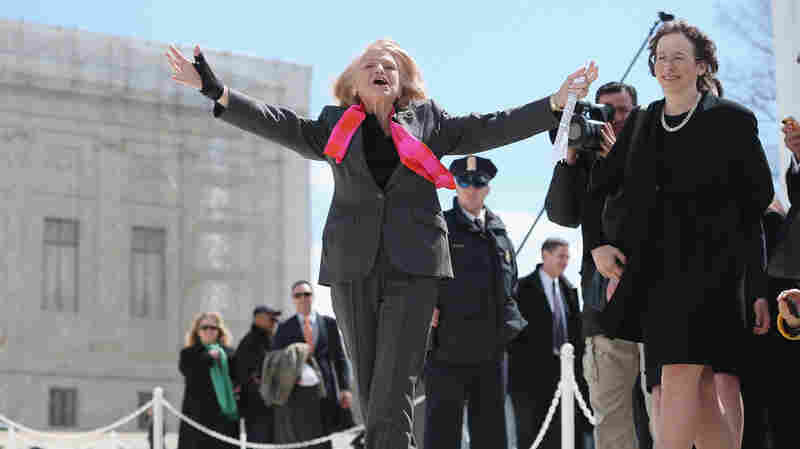 Edith Windsor, LGBTQ Advocate Who Fought The Defense Of Marriage Act, Dies At 88
