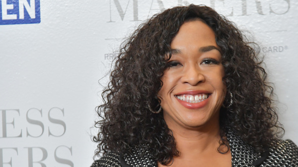 Television producer Shonda Rhimes at the 2017 Success Makers Summit in New York City.