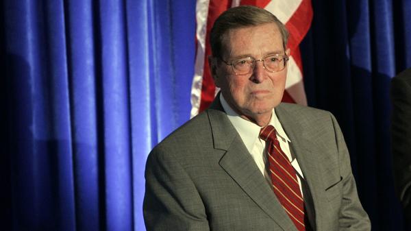 Pete Domenici served six terms in the U.S Senate