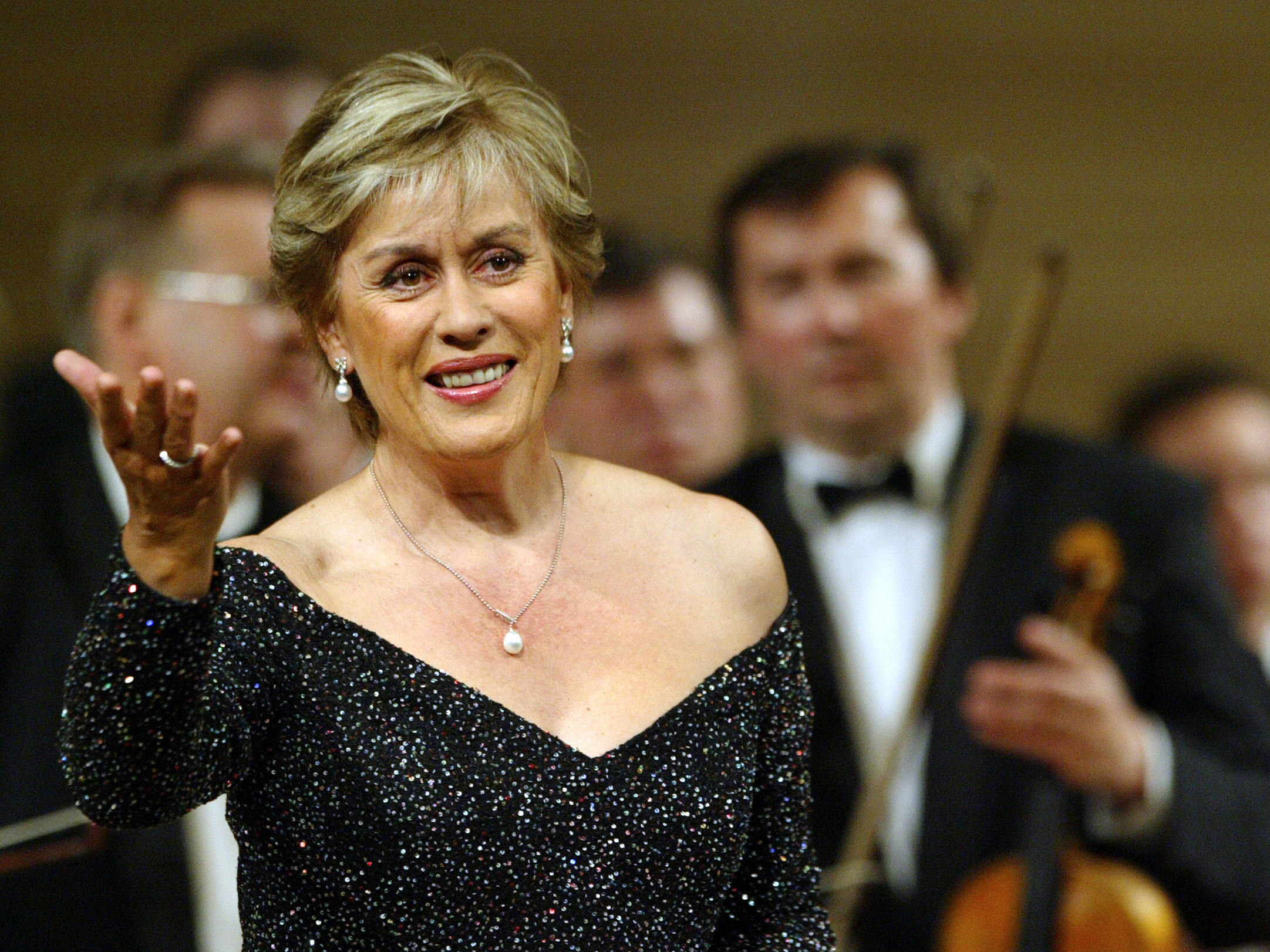 Opera Star Kiri Te Kanawa Has Retired