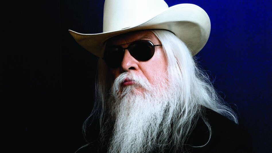 Leon Russell's posthumous album <em>On a Distant Shore</em> comes out Sept. 22.
