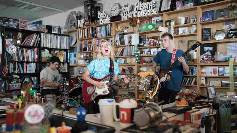 Snail Mail: Tiny Desk Concert