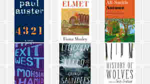 Man Booker Prize Shortlist Features George Saunders, Mohsin Hamid And Ali Smith