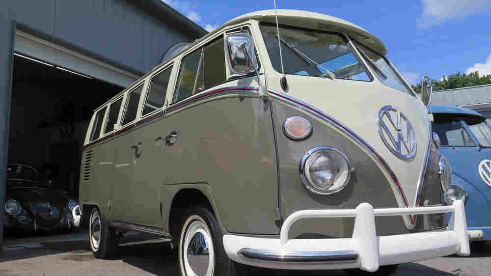 Restoring VW Beetles, Buses ... And Dreams