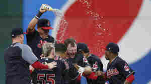 Close Call, But Indians Pass Cubs, Set Sights On Longest MLB Winning Streak