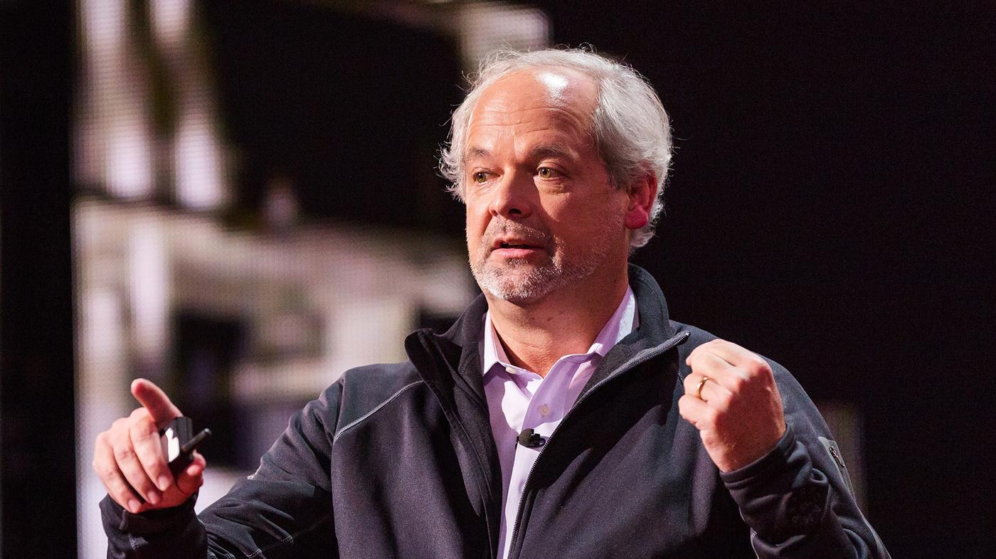 Juan Enriquez: What Can Happen If Humans Control The Future Of Evolution?