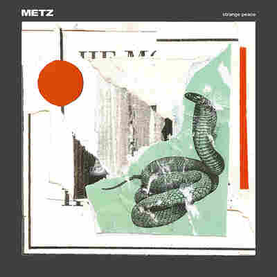 First Listen: Metz, 'Strange Peace'