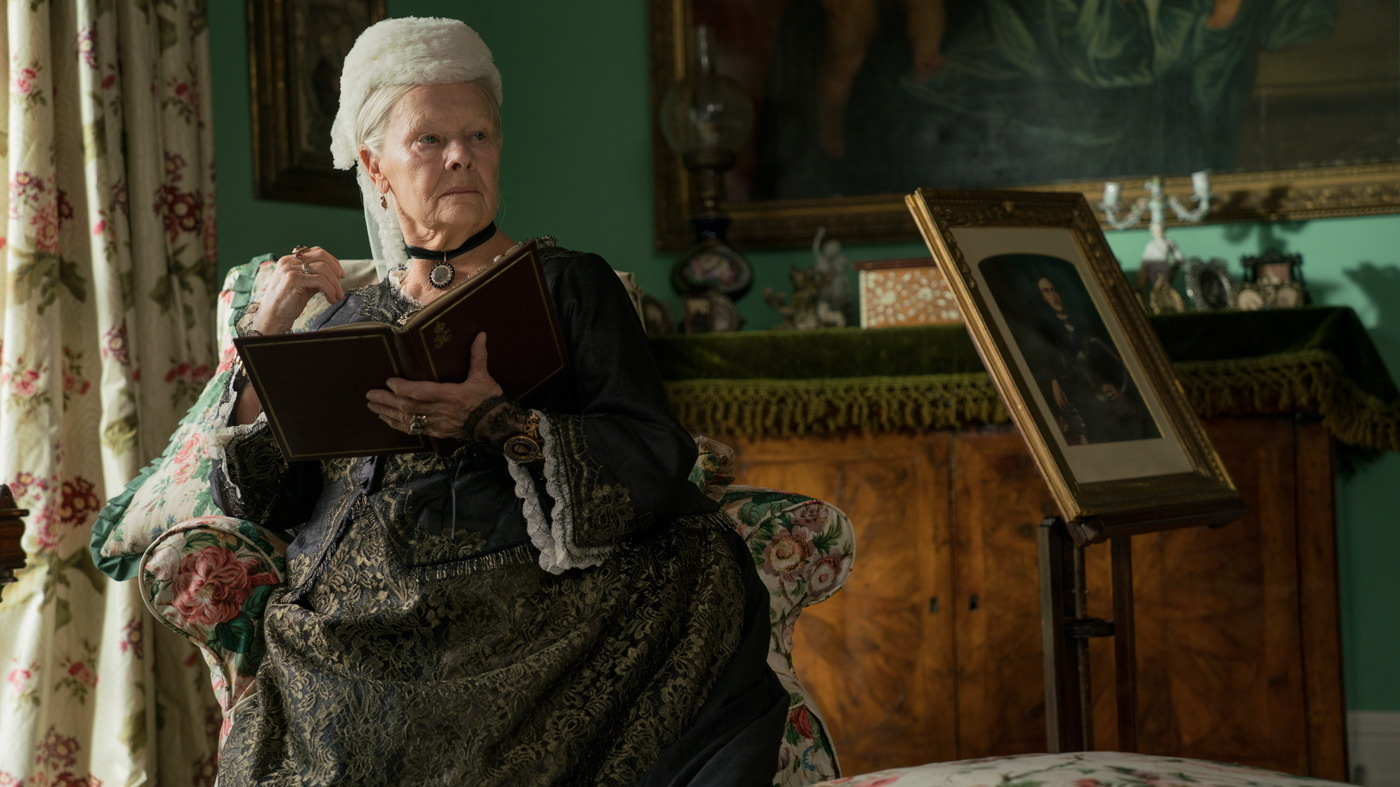 Victoria And Abdul Part Satire Part Love Story All Charming Npr