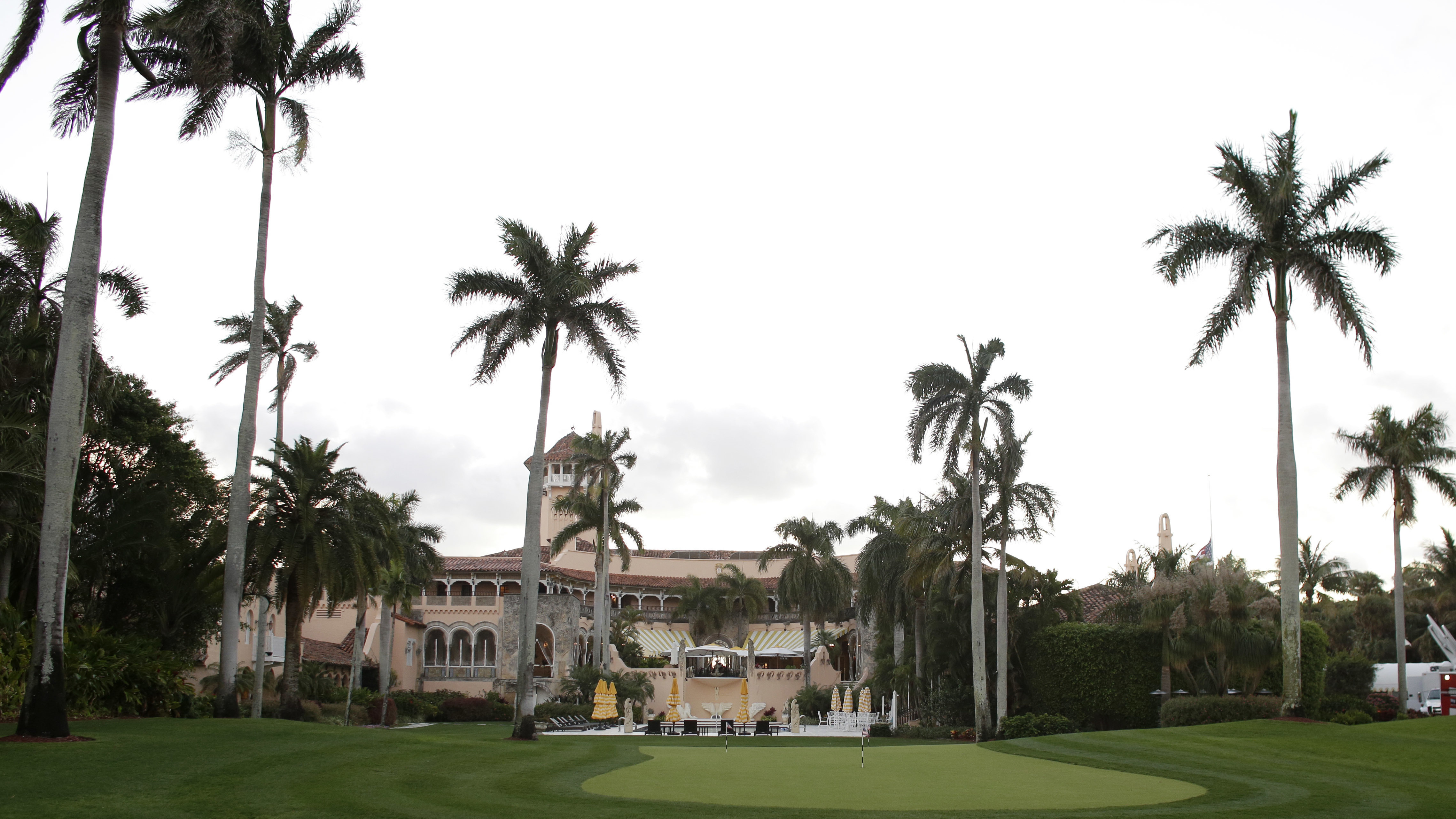 Trump administration releases 22 names of visitors to Mar-a-Lago