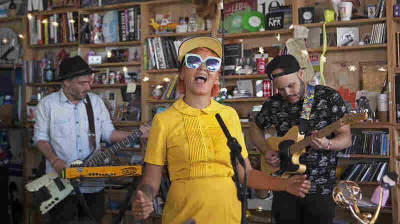 Bomba Estereo: Tiny Desk Concert