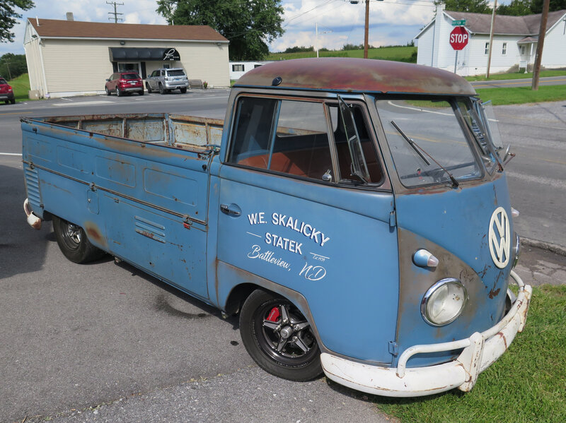 cost of restoring a vw bus