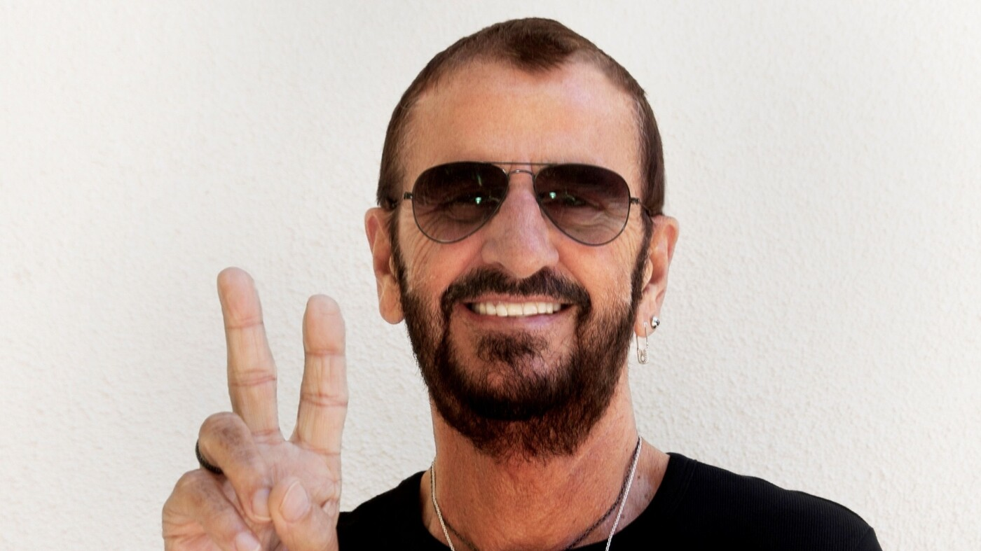 Ringo Starr On Brexit, Beatlemania And 'Give More Love' : NPR