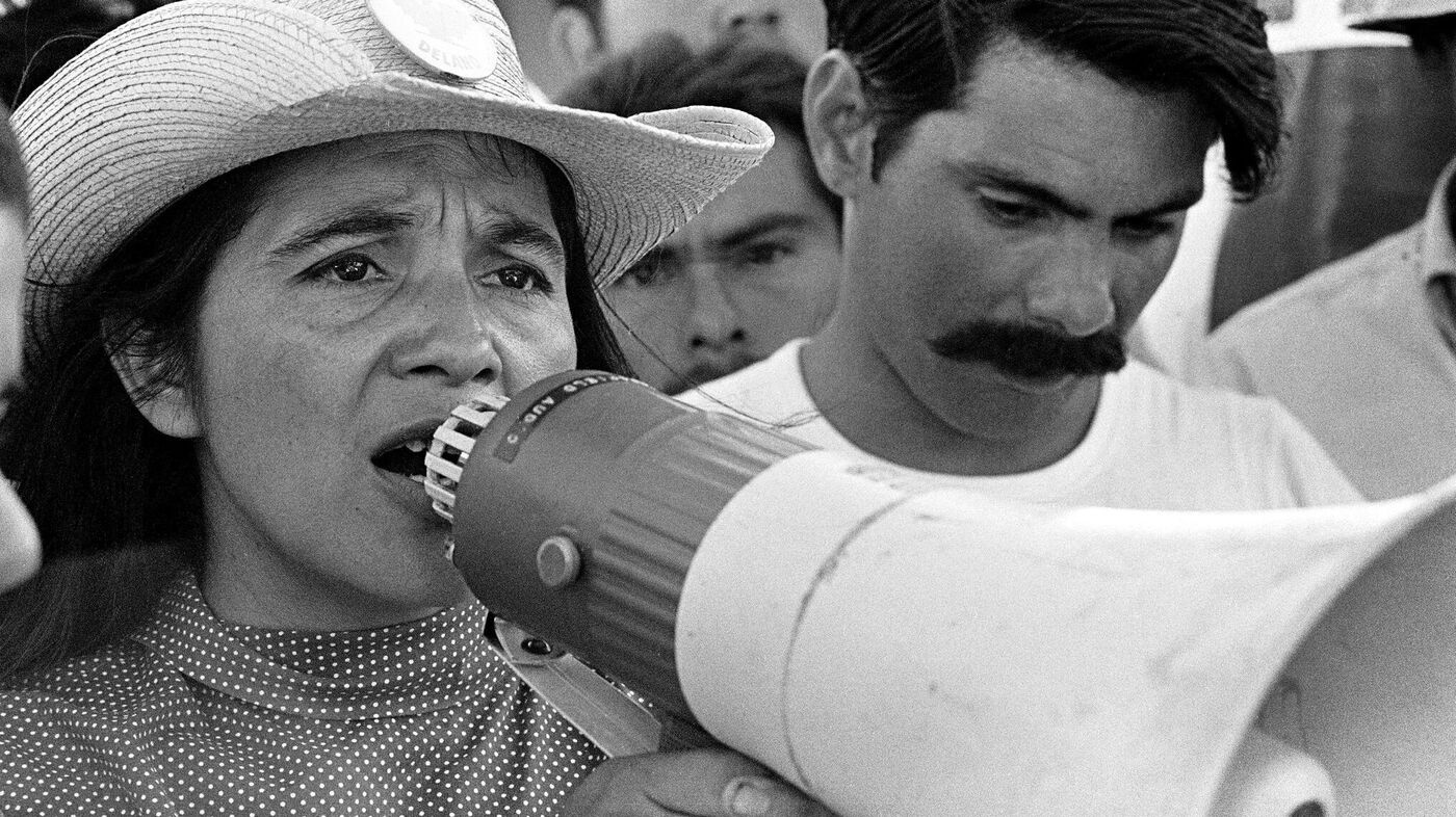 dolores huerta Dolores, the new documentary directed by peter bratt in theaters this month celebrates the force that is dolores huerta, the labor organizer and political activist who worked tirelessly on behalf.
