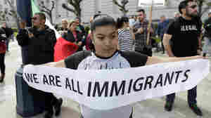 Lawmakers Vote To Make California A 'Sanctuary State'