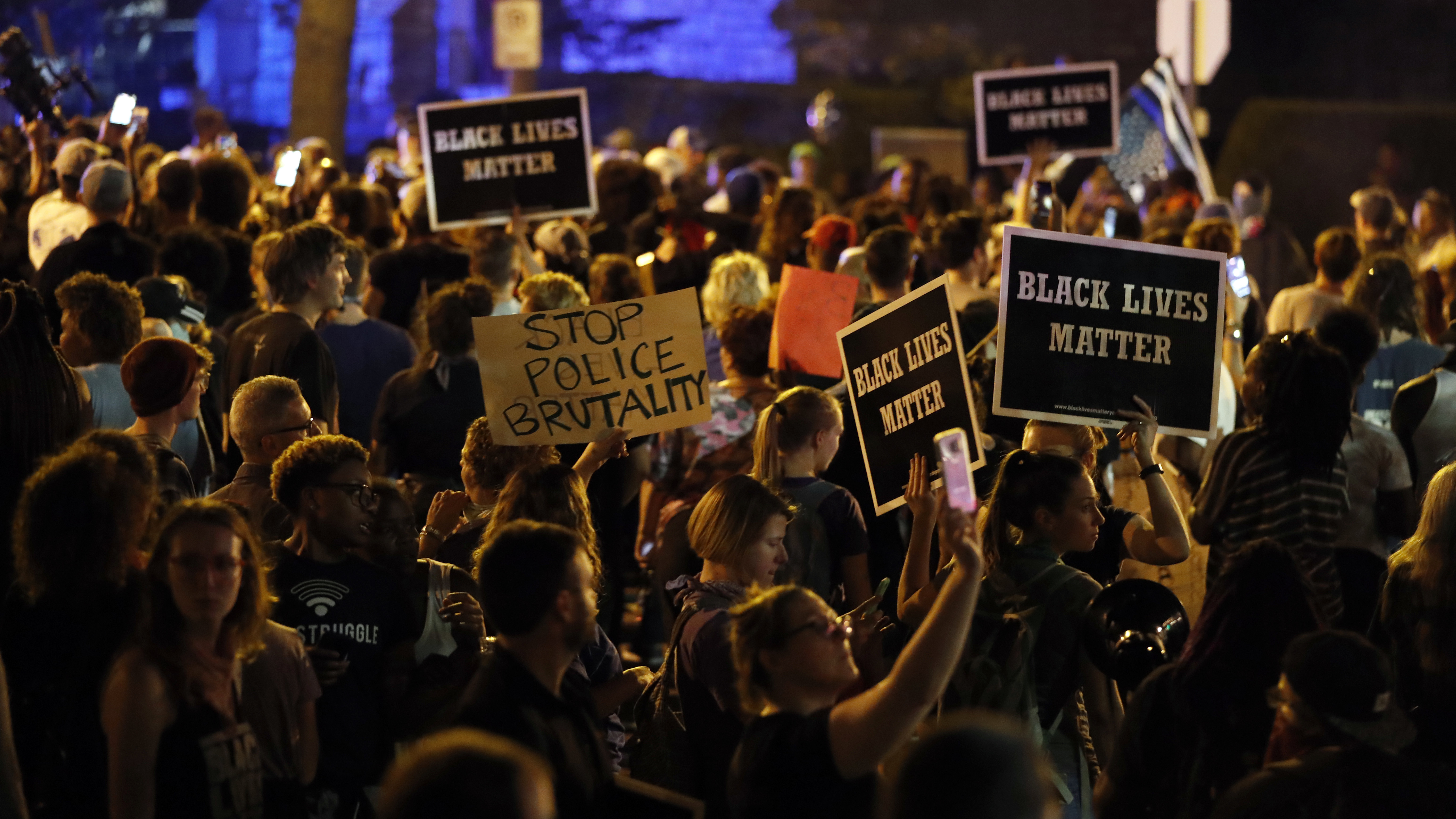 Protests In St. Louis After Ex-Cop Acquitted In Anthony Lamar Smith Murder Case