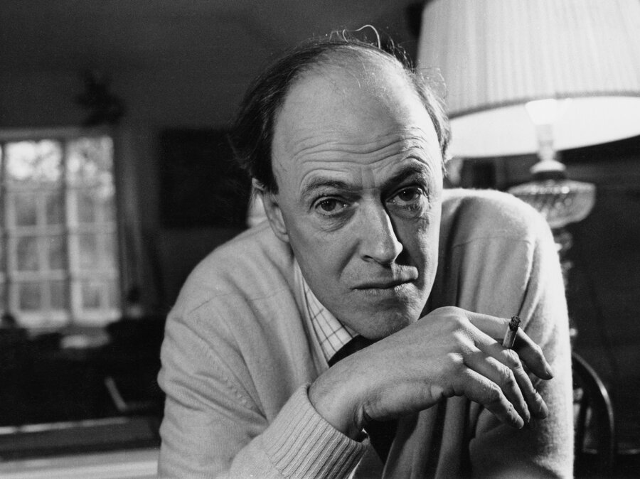 roald dahl s widow tells bbc charlie from the chocolate factory  roald dahl s widow says charlie from the chocolate factory was originally black