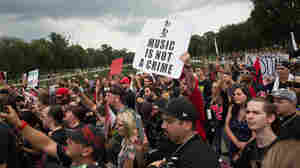 The Juggalos Marched: Scenes From The Rally