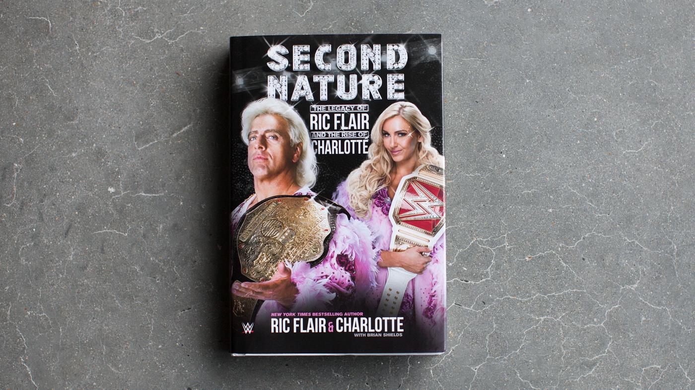 516ecdee Wooooo! 'Second Nature' Is A Winningly Unadorned Memoir Of The Wrestling  Life : NPR