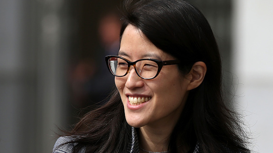 Ellen Pao is a tech investor, co-founder of inclusion nonprofit Project Include, and former Reddit CEO. (Justin Sullivan/Getty Images)
