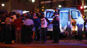Protests In St. Louis Continue After A Weekend That Saw Dozens Of Arrests