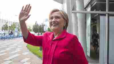 Clinton Won't Rule Out Questioning 2016 Election, But Says No Clear Means To Do So