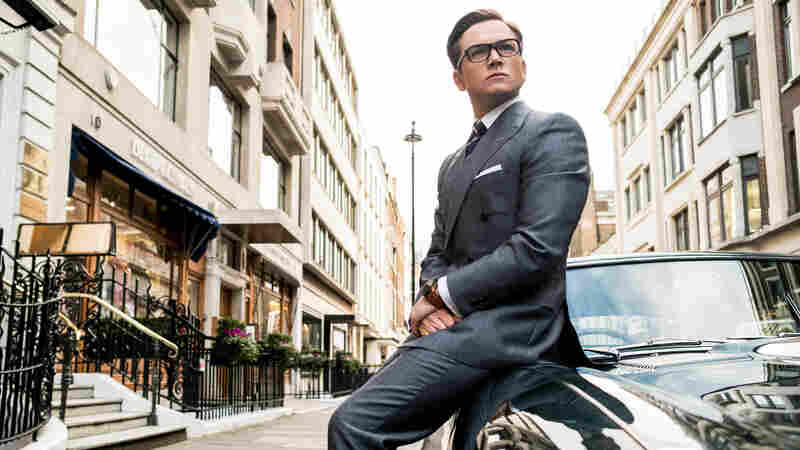 'Kingsman' Sequel: This Time, A Flat 'Golden Circle'