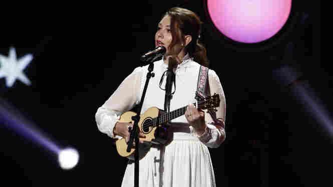Feeling The Music With Deaf 'America's Got Talent' Finalist Mandy Harvey