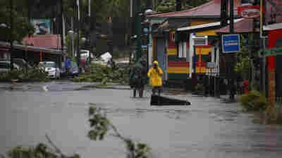 'Potentially Catastrophic' Hurricane Maria Devastates Dominica, Heads For Puerto Rico