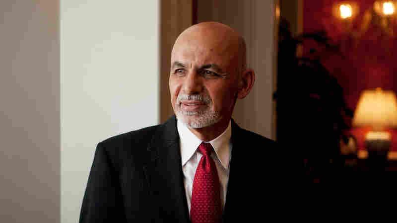Media Advisory: NPR News Interviews Afghan President Ashraf Ghani