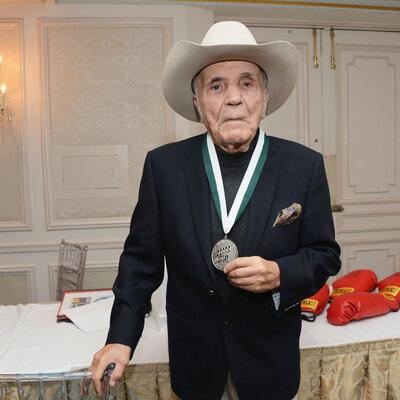 Jake LaMotta, Boxer Of 'Raging Bull' Fame, Dies At 95