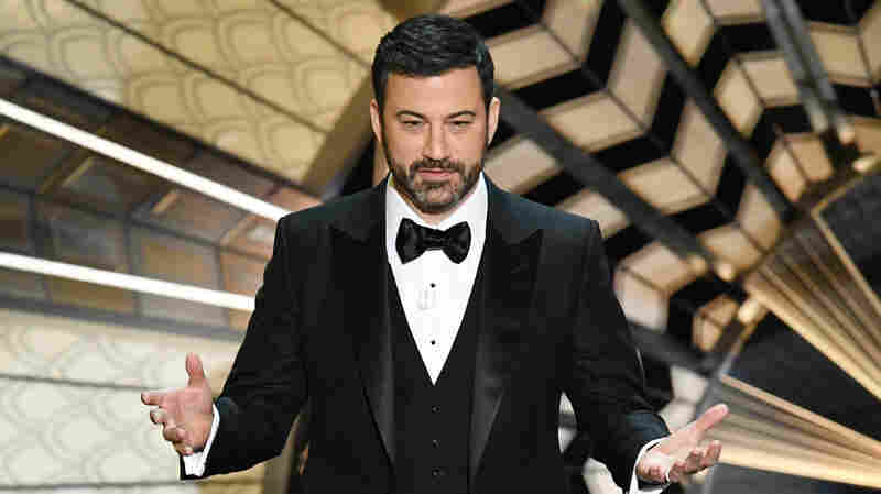 WATCH: Jimmy Kimmel Blasts GOP Health Bill, Says It Fails The 'Jimmy Kimmel Test'