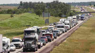 Iowa's Supreme Court Hears Dispute Over $75 Speeding Ticket