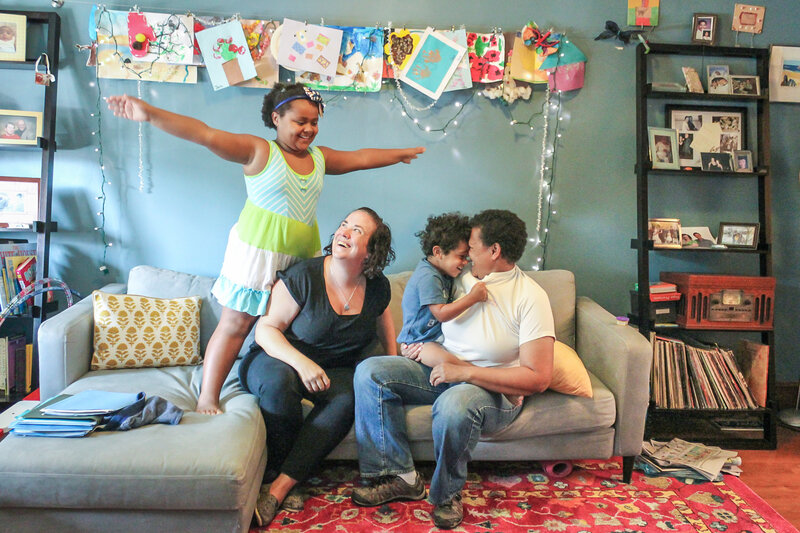 Adoption Press Room  >> Same Sex Spouses Turn To Adoption To Protect Parental Rights Npr