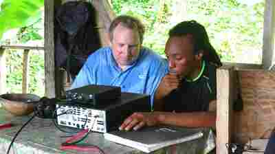 In Devastated Dominica, 'Hams' Become Vital Communications Link