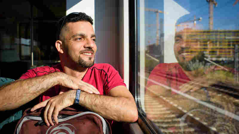 Navigating A New Culture, A Syrian Refugee In Germany Seeks A Dating Coach's Advice