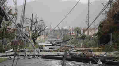 Hurricane Maria Leaves Puerto Rico Without Electricity, Hits Dominican Republic