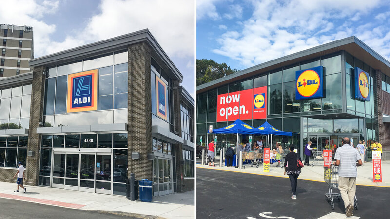 Discount Grocers Aldi And Lidl Give U S Stores A Run For Their