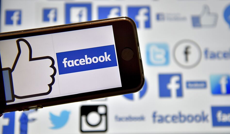 Facebook and Twitter appear to be key platforms in Russia's interference in the 2016 election; investigators want to know more. (Loic Venance/AFP/Getty Images)