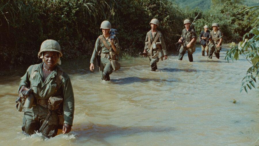In 'Vietnam War,' Ken Burns Wrestles With The Conflict's Contradictions